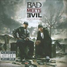 HELL: THE SEQUEL [EP][EXPLICIT] CD BAD MEETS EVIL BRAND NEW SEALED