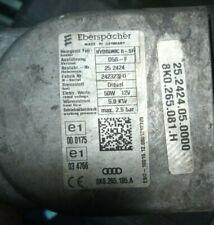 USED Eberspacher D5S-F heater 252424 Audi A5