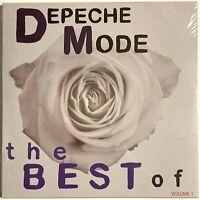 Depeche Mode - The Best of [3LP Box-Set] LP Vinyl Record Album [Sealed]