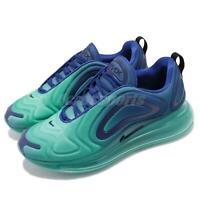 Nike Air Max 720 Sea Forest Deep Royal Blue Men Running Shoes Sneaker AO2924-400