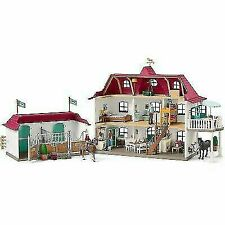 Schleich Large Horse Stable Playset (42416)