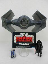 "Vintage Star Wars ANH 1979 Darth Vader TIE Fighter **Nice** / ""Fully Functional"""