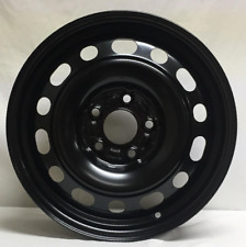 16 Inch  5 Lug Black Steel Wheel  Mazda 3 WE95846N New