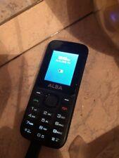 Alba ACF18 Dual Sim Unlocked (Mobile Phones) Black 2 Sim Phone