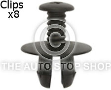 Panel Clips Plastic Rivets 12 MM BMW Series 3 Pack of 8 Part Number 12676bm