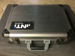 NTi Audio Analyzer Factory Kit (with additional accessories)