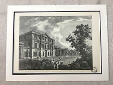 1931 Antique Print Kenwood House London Neo Classical Architecture Art Design