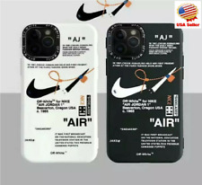 NIKE LOGO Inspired Boy Fashion AIR Soft Phone Case Cover For iPhone11Pro SE XR