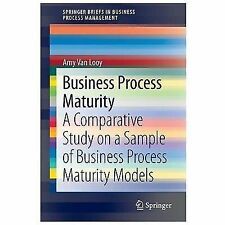 Business Process Maturity : A Comparative Study on a Sample of Business...
