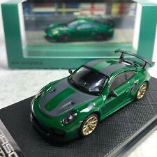 1/64 Porsche Dealer Version Porsche 911 GT2 RS Green
