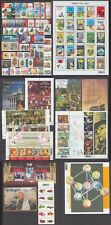 Belgique**2007 COLLECTION ANNEE-Timbres+12 BLOCS(incl FEUILLET TINTIN KUIFJE VEL