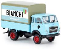BREKINA 34635 - OM Lupetto 'Bianchi Campagnolo' scala H0 1/87