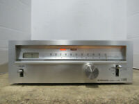 1970's Pioneer TX-6500II AM/FM Audio Stereo Analogue Tuner Tested and Working