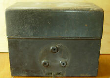 Model T Ford coil box with early switch 1915-16 style original paint brass era