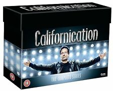CALIFORNICATION SEASONS 1-7 COMPLETE DVD BOX SET NEW 1 2 3 4 5 6 7 FINAL SERIES