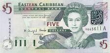 Ost caribe/East Caribbean 5 dollars (2003) Granada pick 42g