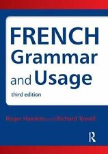 French Grammar and Usage, 3rd Edition (English and French Edition)