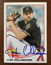 JOSH COLLMENTER 2013 TOPPS AUTOGRAPHED SIGNED AUTO BASEBALL CARD US197