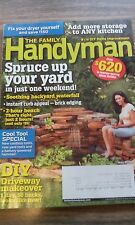 THE FAMILY HANDYMAN MAGAZINE, SPRUCE UP YOUR YARD, MAY 2009