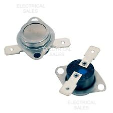 FITS HOTPOINT INDESIT CREDA ARISTON TUMBLE DRYER CUT OUT THERMOSTAT KIT