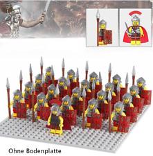 21 Minifiguren Römische Legion, Römer Zenturio Legionär, LEGO® kompatibel, NEU