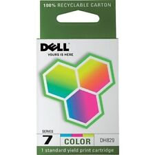 Dell DH829 Series 7 Standard Capacity Color Ink Cartridge for 966/968