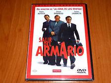 SALIR DEL ARMARIO / Le placard - Francis Veber 2001 - Precintada
