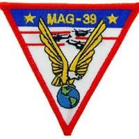 EagleEmblems PM5093 Patch-USMC,Mag-39 (3.25'')