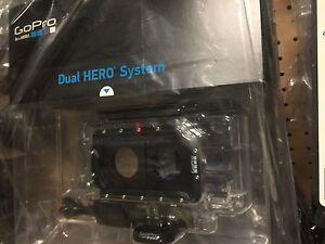 NEW OEM Original GoPro HD HERO3/3+ Dual 3D Camera Case System Housing AHD3D-301