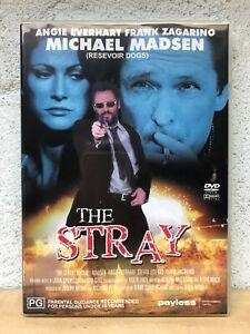The Stray DVD - REG 4 AUST Michael Madsen, Angie Everhart
