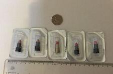 5 x Avon Sample Mini Lipsticks (Random Selection). New & Factory Sealed.