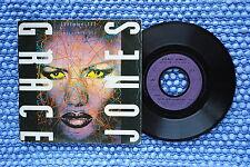 GRACE JONES / SP ( Promo ) CAPITOL 2035497 / 1989 ( F )
