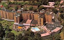 Washington, D.C.    SHOREHAM HOTEL-MOTOR INN   Aerial View    Roadside Postcard