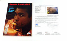 Muhammad Ali Signed Sport Illustrated Magazine (4-23-73) JSA Auto