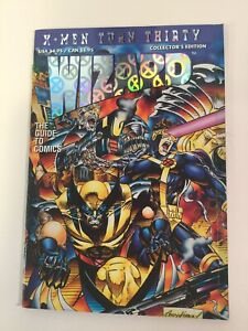 Wizard Price Guide 1993 Xmen Cover Collectors Edition