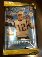 🔥Panini Score NFL Football 2020 Blaster (5) Sealed Pack Of (12) Trading Cards🔥