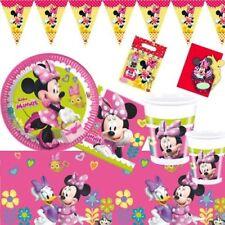 Disney Minnie Mouse Helfer Partydeko Kindergeburtstag Mädchen Girl Deko Maus