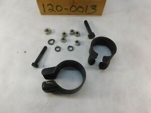 Audi 100LS Exhaust System Fitting Kit   REMNANTS   2 clamps