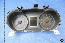 2009 MITSUBISHI LANCER RALLIART OEM INSTRUMENT CLUSTER 50,298 CY4A EVOX #284