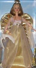 "Angelic Inspirations Barbie w ""Singing� Dove Mimb Nrfb"