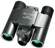 Barska Point 'n View 10x25mm Camera Binoculars w/Case *Magnify & Capture Images