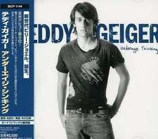 TEDDY GEIGER Underage thinking JAPAN CD +2 hallelujah