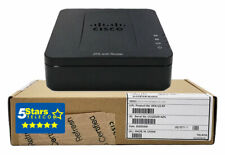 Cisco SPA122 Analog Telephone Adapter w/Router - Cisco Refresh, 1 Year Warranty
