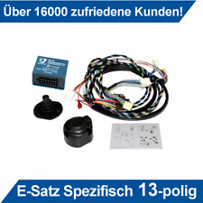 Anhängerkupplung starr+E-Satz 13p Für Mercedes-Benz V-Class W447 ab 14 Kpl