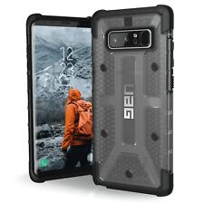 UAG Samsung Note 8 Case Plasma Feather-Light Rugged [ASH] Military Drop Tested