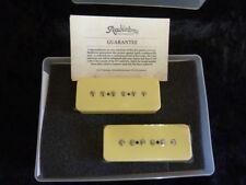 Pair Radiotone Soap bar single coil Alnico guitar pick ups, incredible  60% OFF!