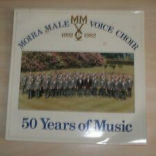 MOIRA MALE VOICE CHOIR - 50 Years Of Music (Vinyl Album)