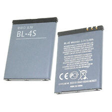 Battery For Nokia 3680S 2608C 6280C 1006 7612S 3602S 6208C 7020 3710F BL-4S UK