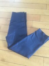 Nux Women's Exercise Navy High Waisted Leggings Size Small Active Wear