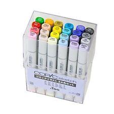 Copic Offical Marker Sketch Comic Illustration 24 Color Set Marker Pen F/S Track